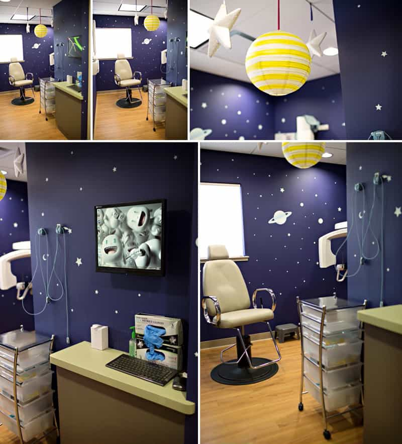 Children Dental Office Eastshore Pediatric Group (3) Interior Design