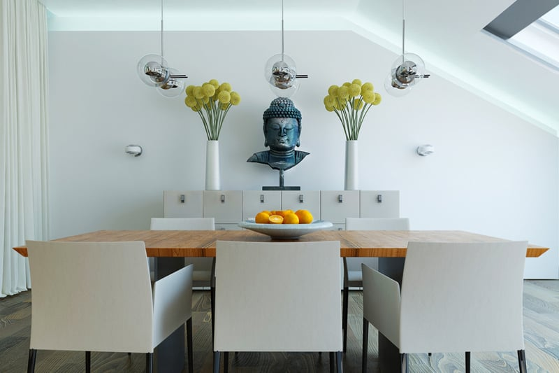 buddhist-inspired-dining-room