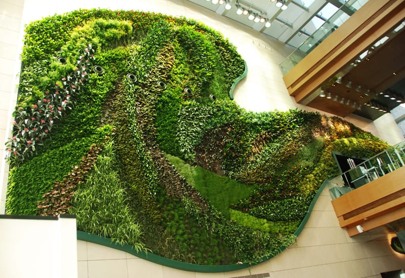 Vertical Garden Planters: Love How You Can Have A Garden Using the Space on a Wall!