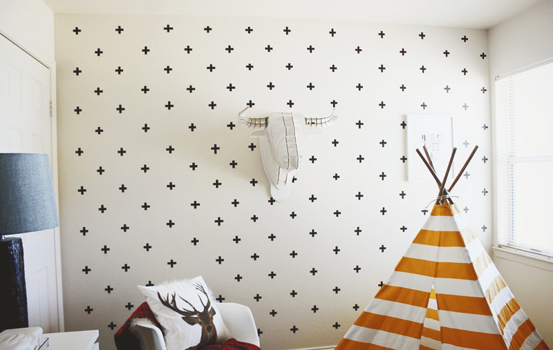 Wall Decoration Tape : Diy wall decorations with washi tape