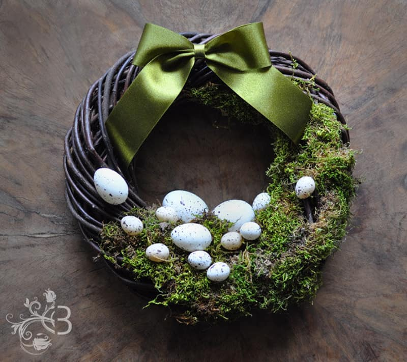 Easter nest wreath spring_designrulz (1)