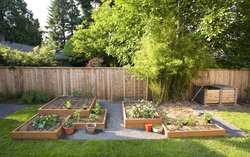 Garden Raised Beds (15)
