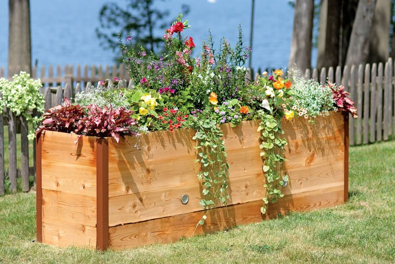 Garden Raised Beds (16)