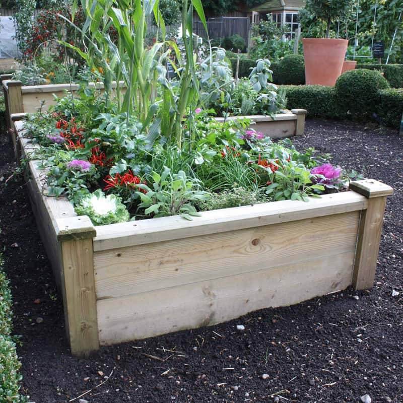 Garden Raised Beds (19)