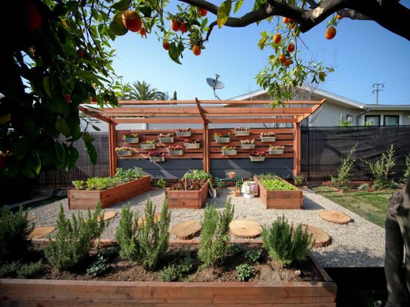 Garden Raised Beds (2)