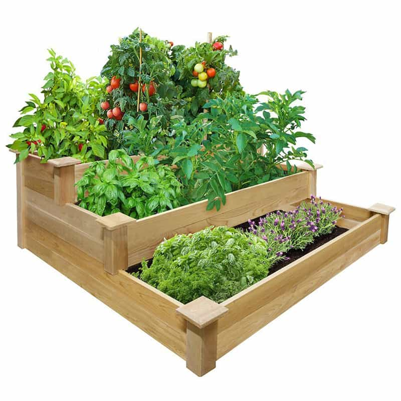 Garden Raised Beds (20)