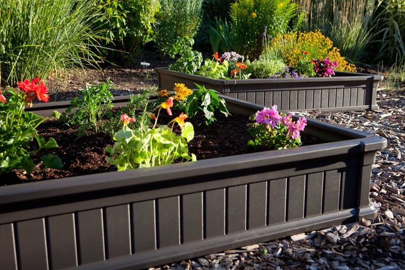 Garden Raised Beds (25)