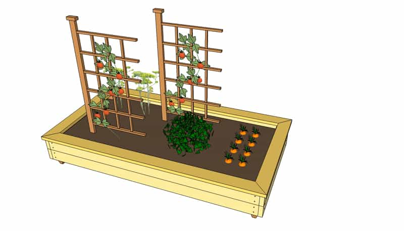 Garden Raised Beds (36)