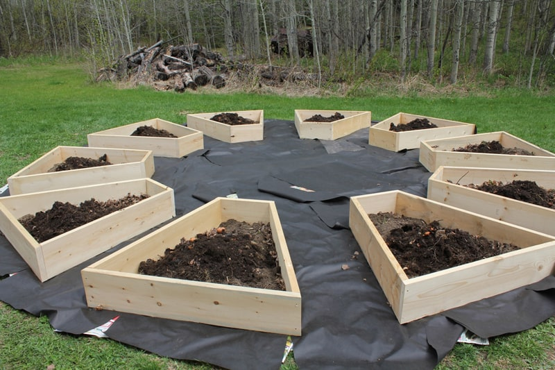 Garden Raised Beds (37)