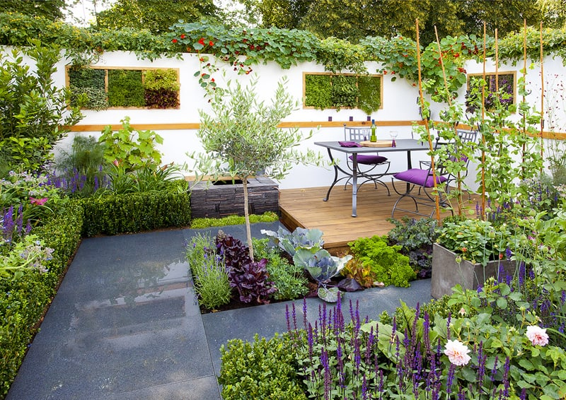How to decorate your patio with plants for How to decorate