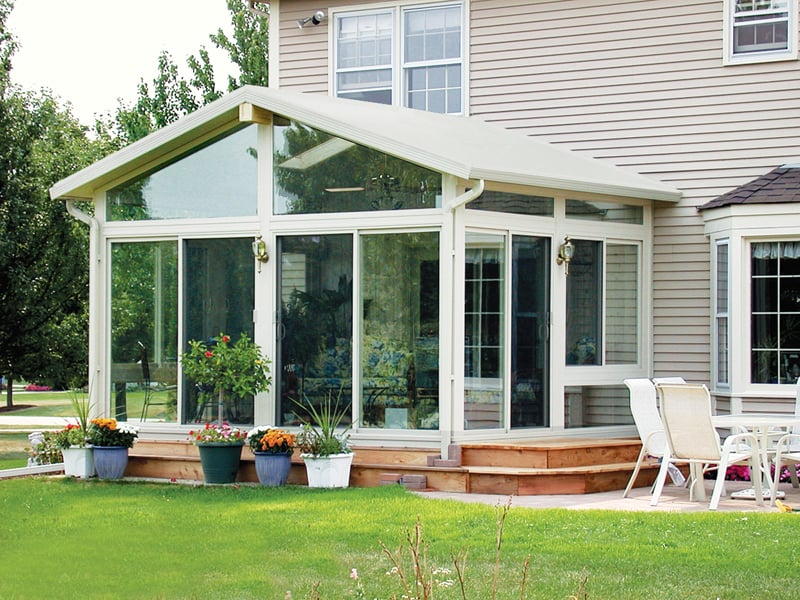 40 awesome sunroom design ideas for 3 season sunroom designs