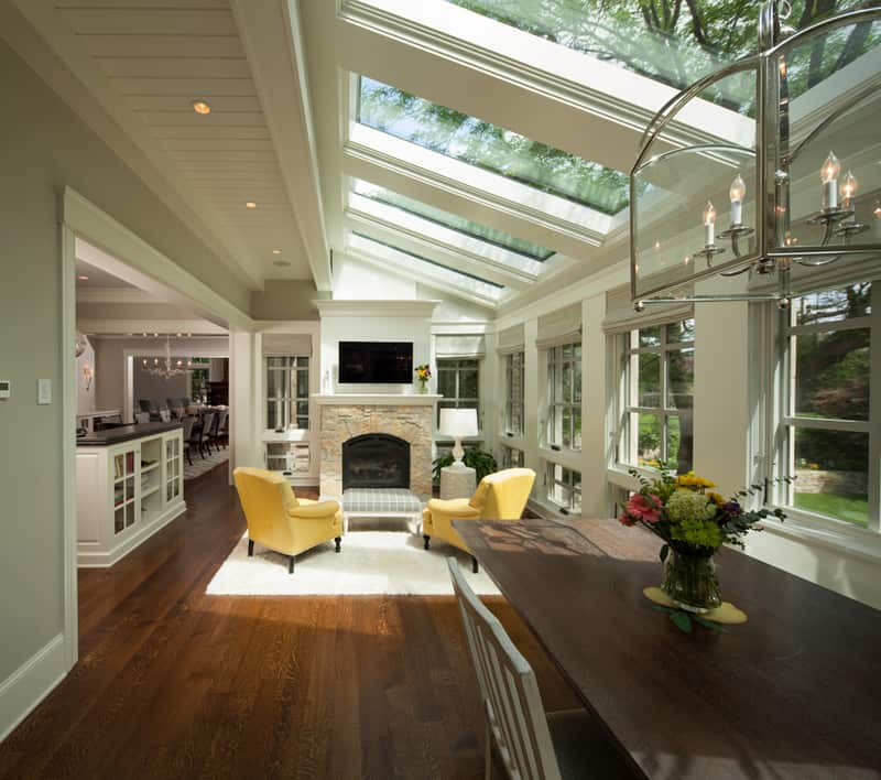 40 Awesome Sunroom Design Ideas