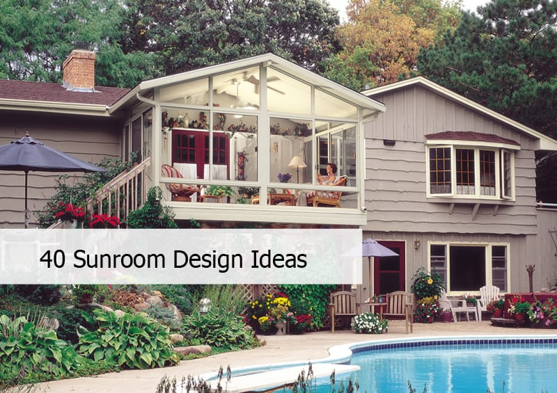 also view 35 ideas of how to outfit a wonderful sunroom cover_sunroom_designrulz - Sunroom Design Ideas