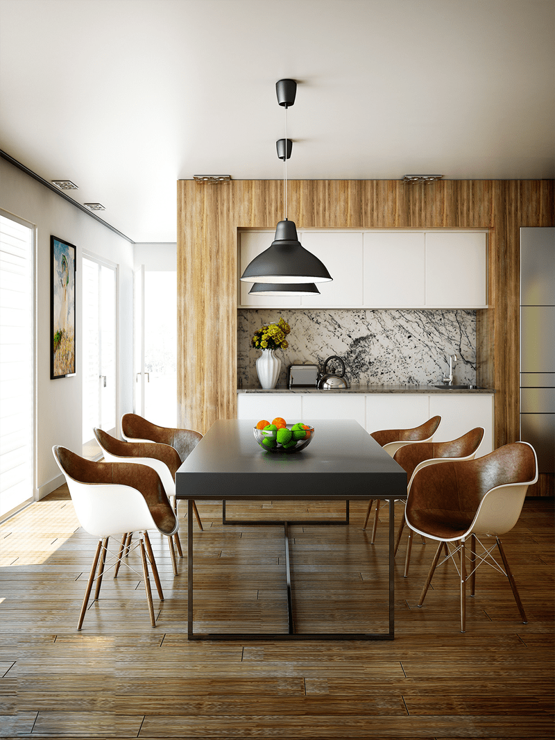 25 Modern Dining Rooms for Inspiration