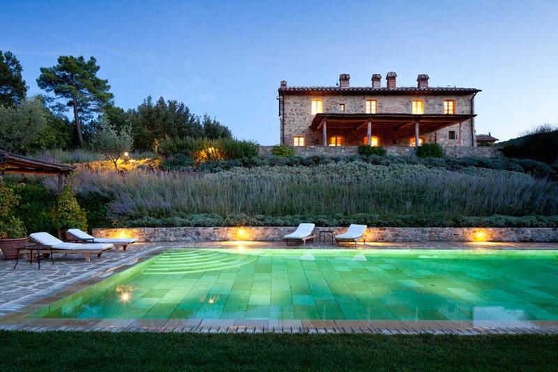 villa alba - Luxury Villas Tuscany