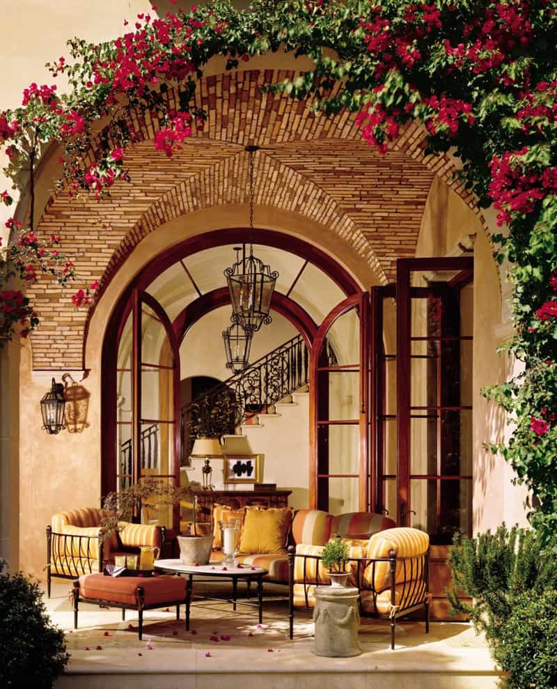 How To Bring Old World Tuscan Details Into Your Home