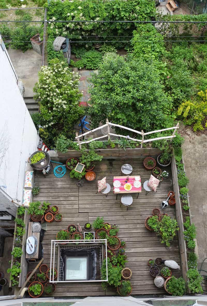 25 Splendid Roof Gardens In The Urban Jungle