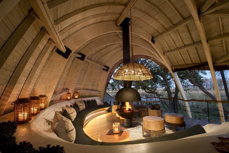 Sandibe Okavango Safari Lodge By Michaelis Boyd Botswana