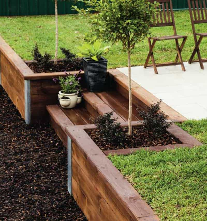 Sloped Backyard Design Ideas amazing ideas to plan a sloped backyard that you should consider