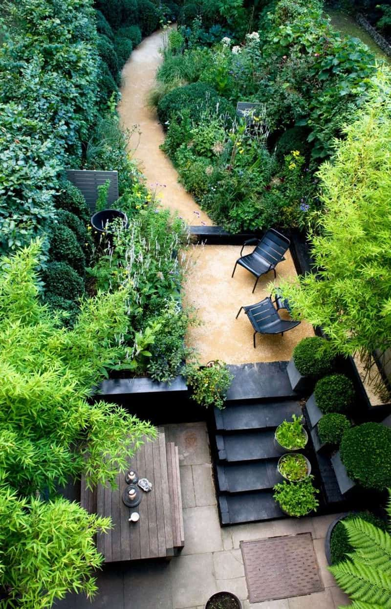 Amazing Ideas to Plan a Sloped Backyard That You Should ... on Long Narrow Yard Landscape Design Ideas id=31967
