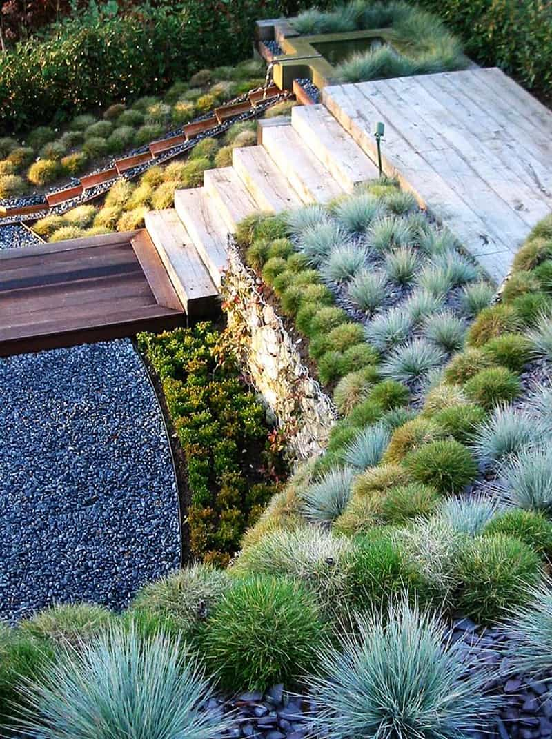 ... Sloped Landscape Design Ideas Designrulz (2) ...