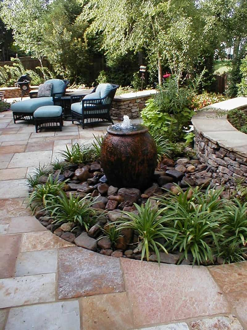 Sloped landscape design ideas designrulz 6