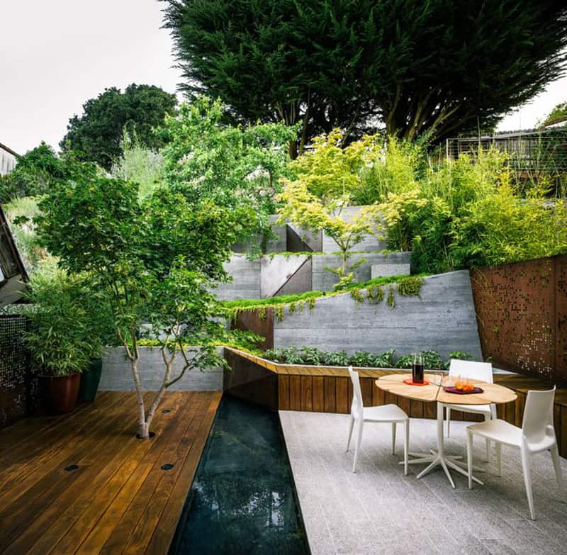 sloped landscape design ideas-designrulz (7)