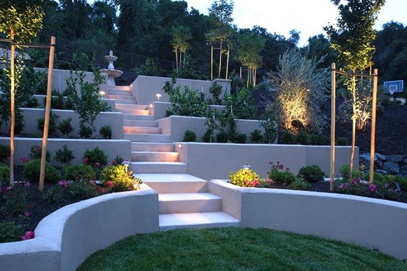 Amazing Ideas to Plan a Sloped Backyard That You Should ... on Landscape Design Ideas  id=98078