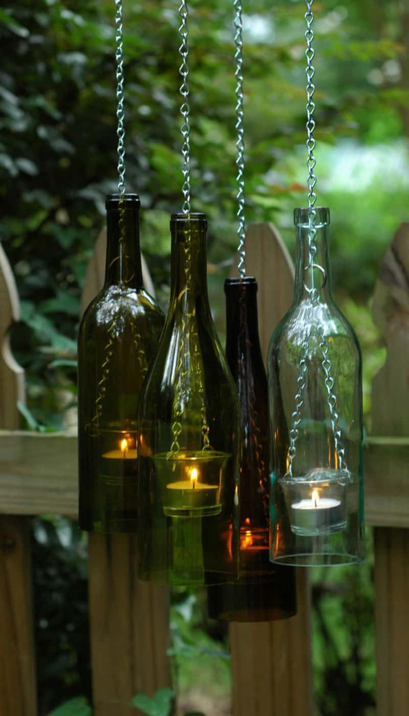 wine bottle garden-designrulz (15)
