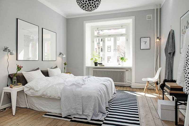 The most attractive 10 scandinavian apartment designs for Scandinavian design ideas