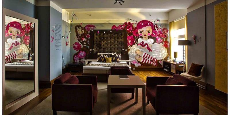 Khách sạn Klaus K-designrulz (1)
