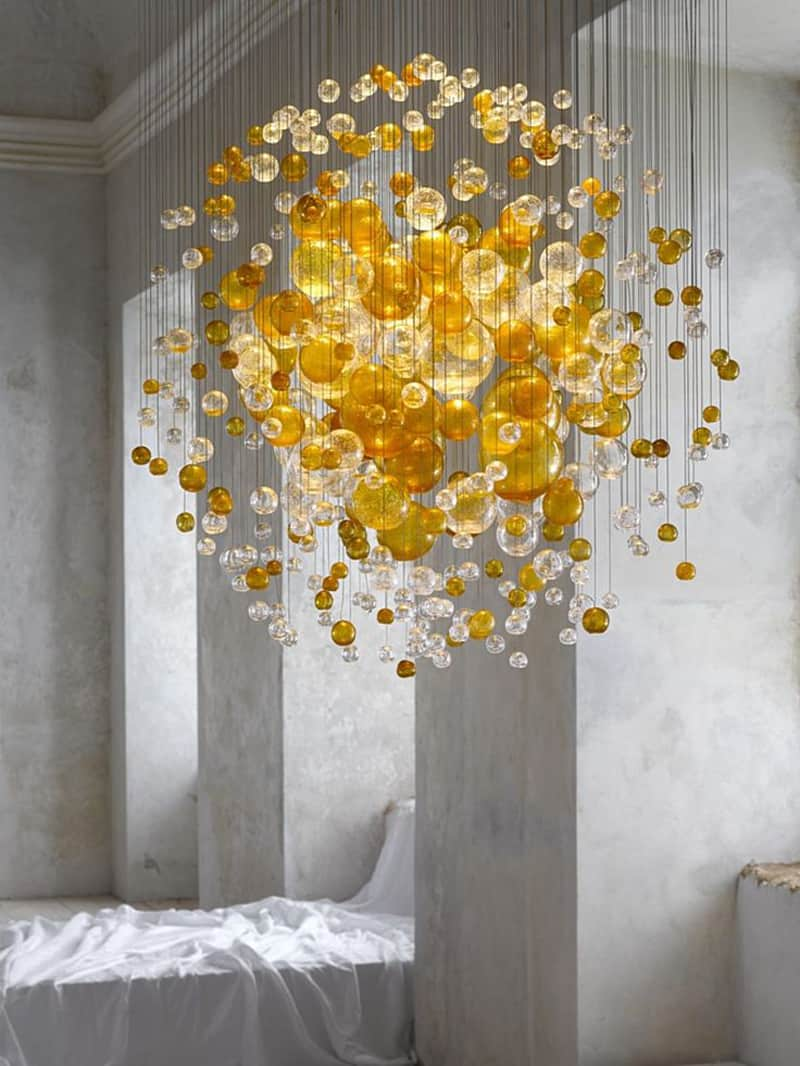 Lasvit Turns Glass Into Breathtaking Light And Design