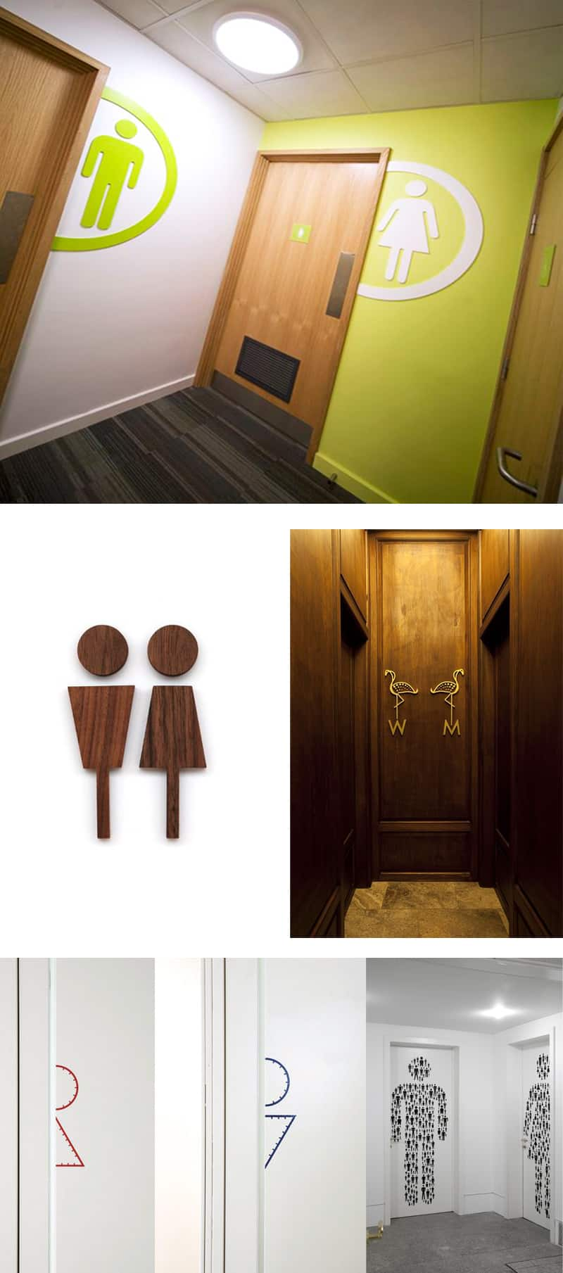 22 Creative and Funny Toilet Signs DesignRulz.com