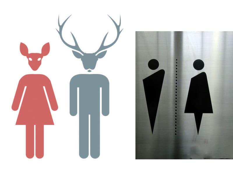Restroom sign-designrulz (4)