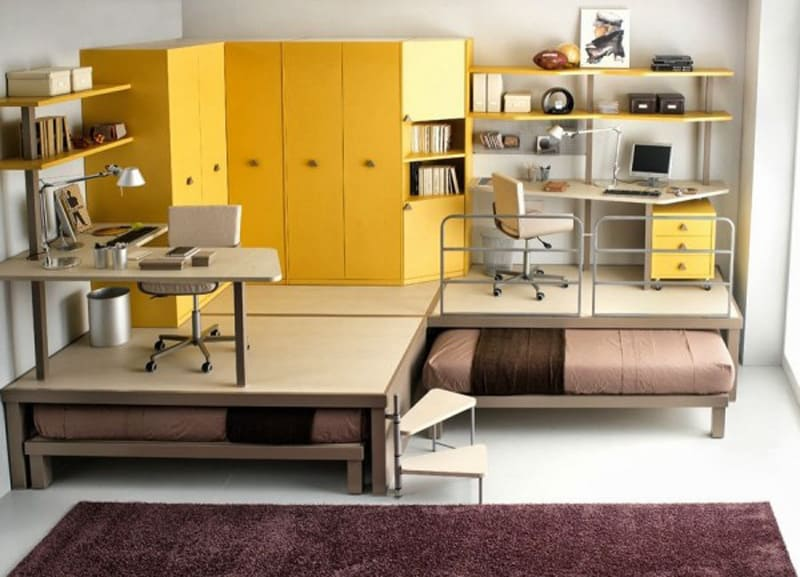 designrulz- Space Saving Beds and Bedrooms (11)