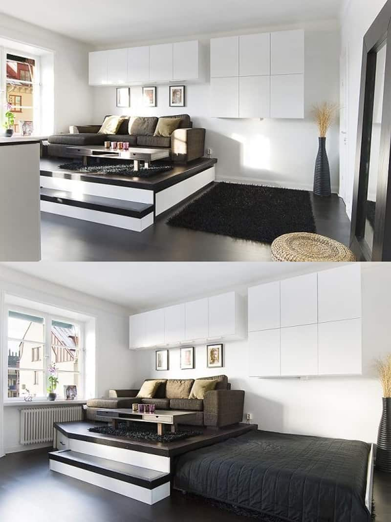 Exceptionnel ... Designrulz  Space Saving Beds And Bedrooms (12) ...