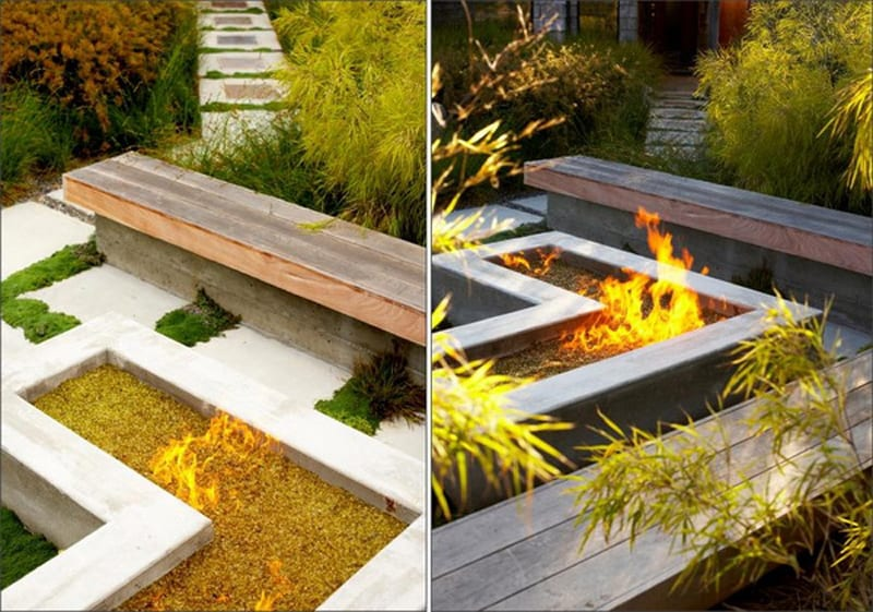 fire pit patio Design Ideas (17)