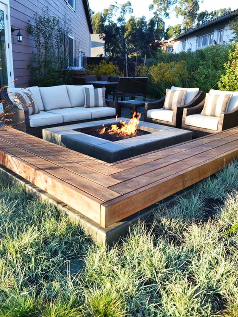 Best outdoor fire pit ideas to have the ultimate backyard for Buy outdoor fire pit