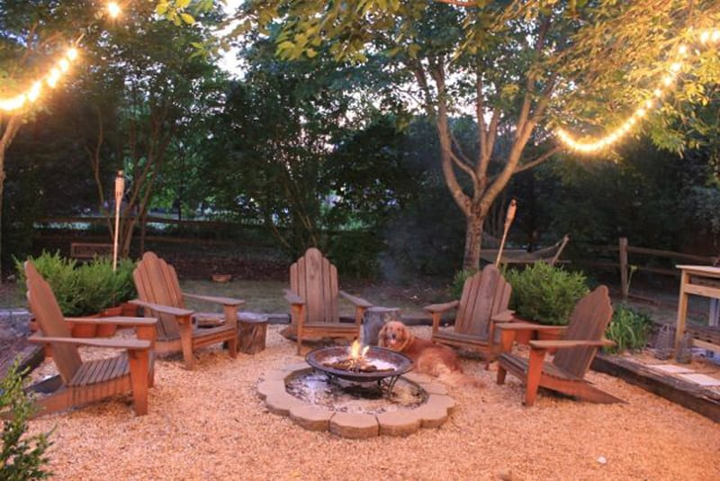 Good  fire pit patio Design Ideas