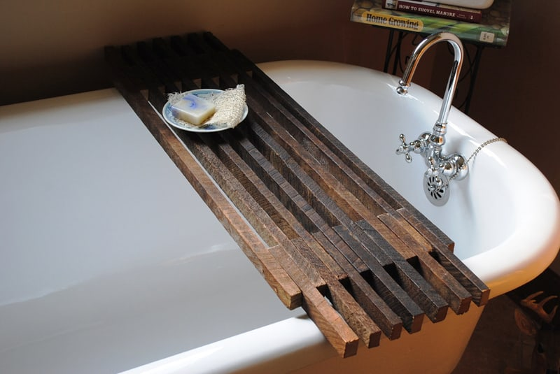 Bath tub caddy designrulz  1. 22 Cool Bathtub Caddies or Marvelous Bathtub Tray Design Ideas To
