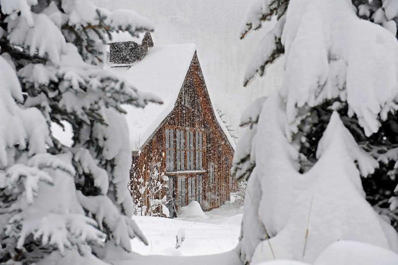 THIẾT KẾ Khu nghỉ dưỡng mùa xuân - Colorado (7)