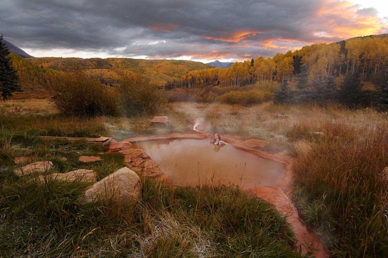 THIẾT KẾ Khu nghỉ dưỡng suối nước nóng Dunton - Colorado (8)