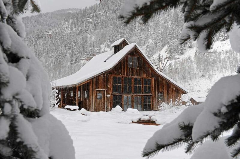 Khu nghỉ dưỡng suối nước nóng Dunton - Colorado-designrulz (2 )