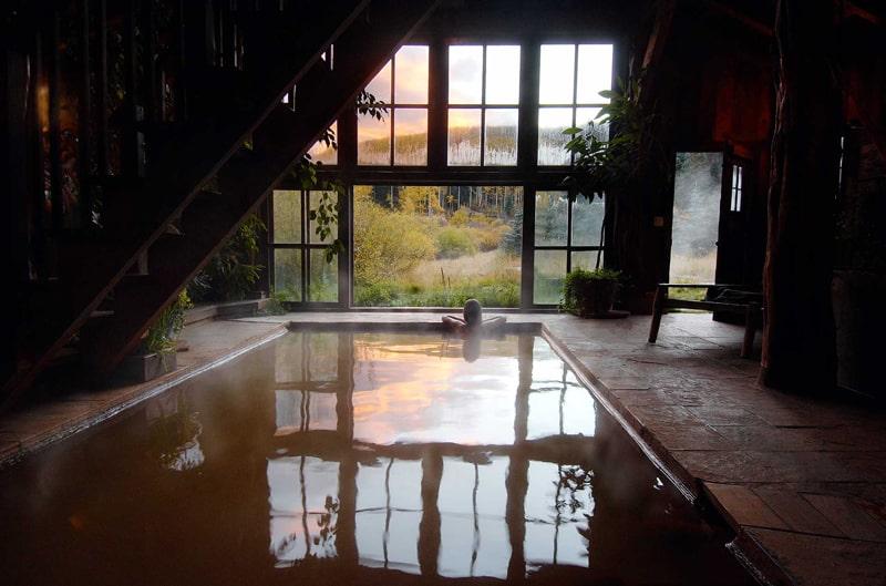 Khu nghỉ dưỡng suối nước nóng Dunton - Colorado-designrulz (3)