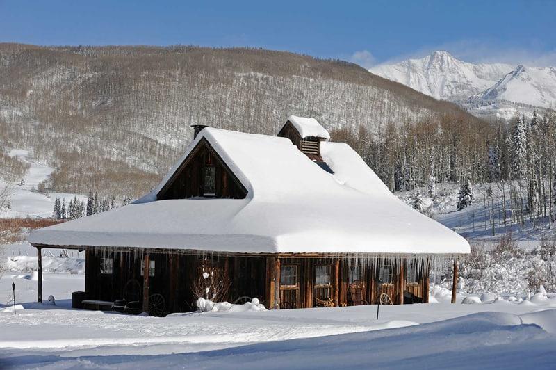 Khu nghỉ dưỡng suối nước nóng Dunton - Colorado-designrulz (4)
