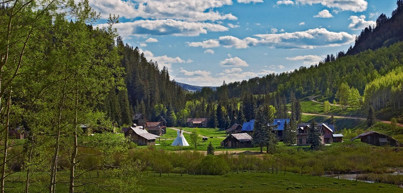 Khu nghỉ dưỡng suối nước nóng Dunton - Colorado-designrulz (5)