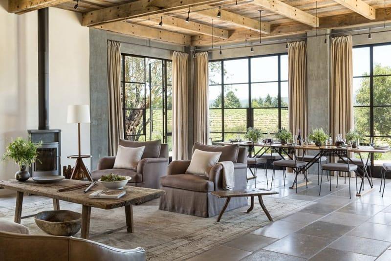 Delicieux Healdsburg Ranch Designrulz (2)