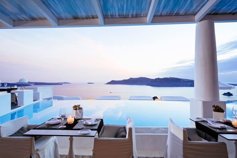 Luxury Spa Hotels Greek Islands