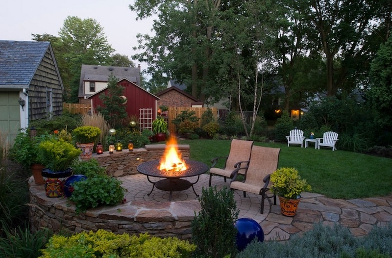 ... Small Backyard Landscaping Ideas Designrulz (19) ...