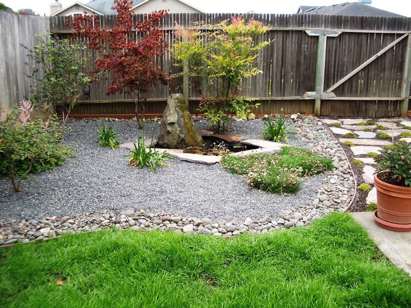 20 Cheap Landscaping Ideas For Backyard on Affordable Backyard Ideas id=98786